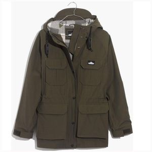Madewell x Penfield Kasson Parka in Olive